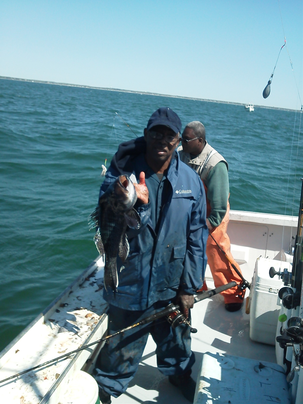 big fishing trip cape cod