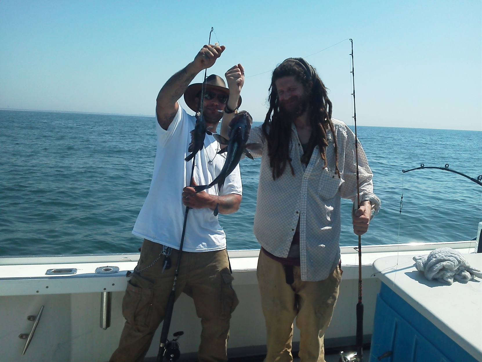 great day fishing with Emma Jack Fishing Charters