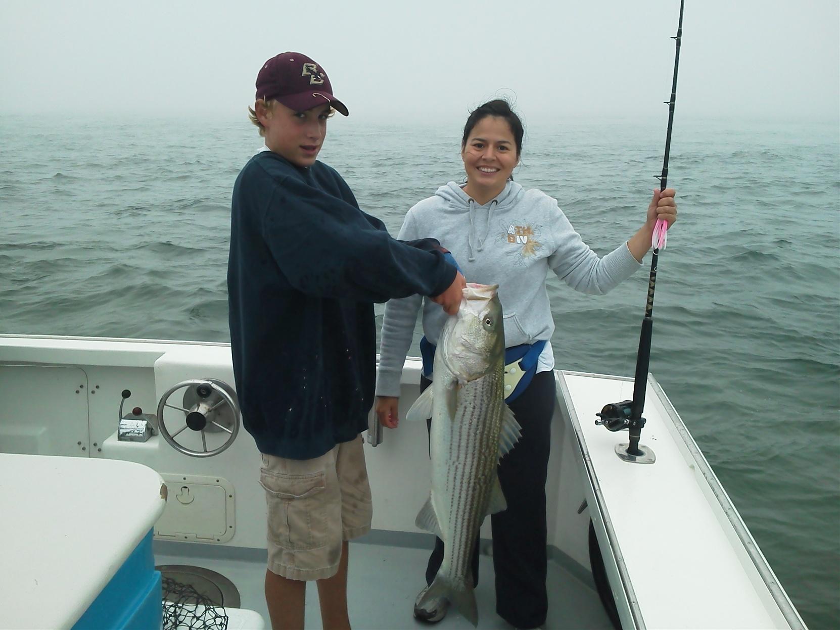 fishing cape cod massachusetts