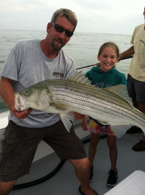 Photos emmajack fishing charter cape cod ma located on for Captain mike fishing