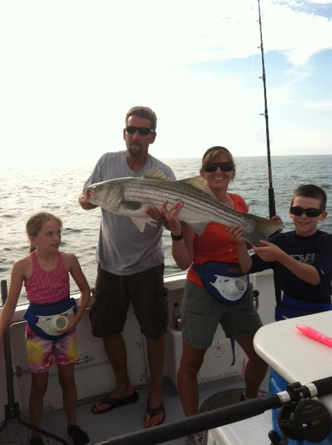 cape cod fishing charters bass river
