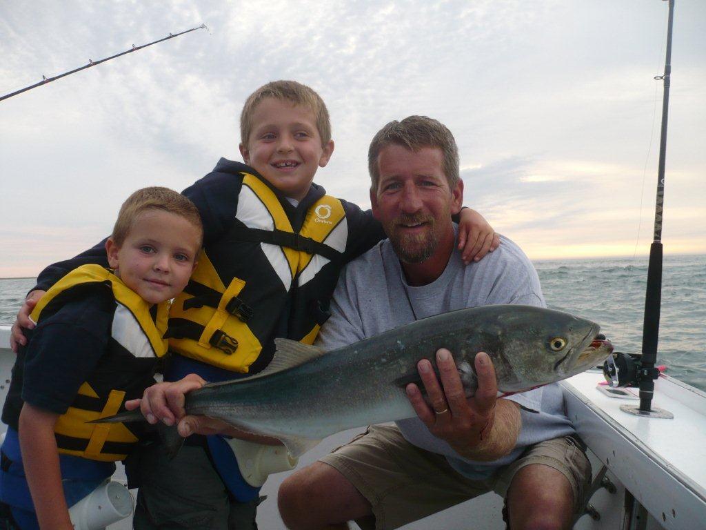 Fishing Charter Boat Cape Cod, MA