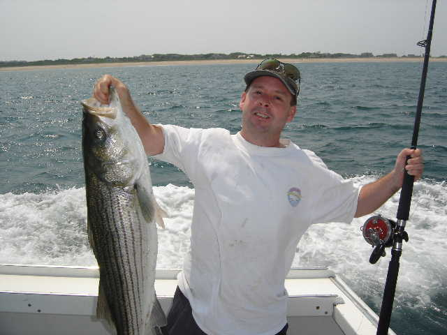 Big Fishing Charters Cape Cod, MA