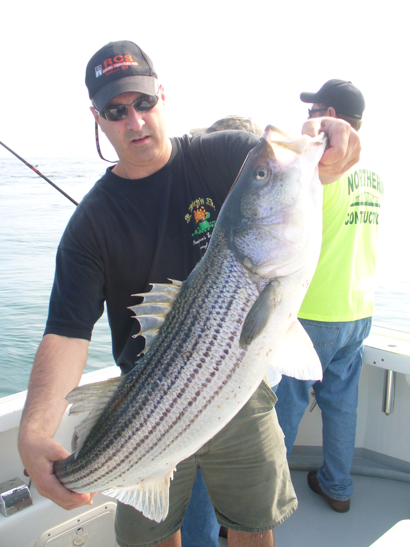 Bass Charter Cape Cod, MA