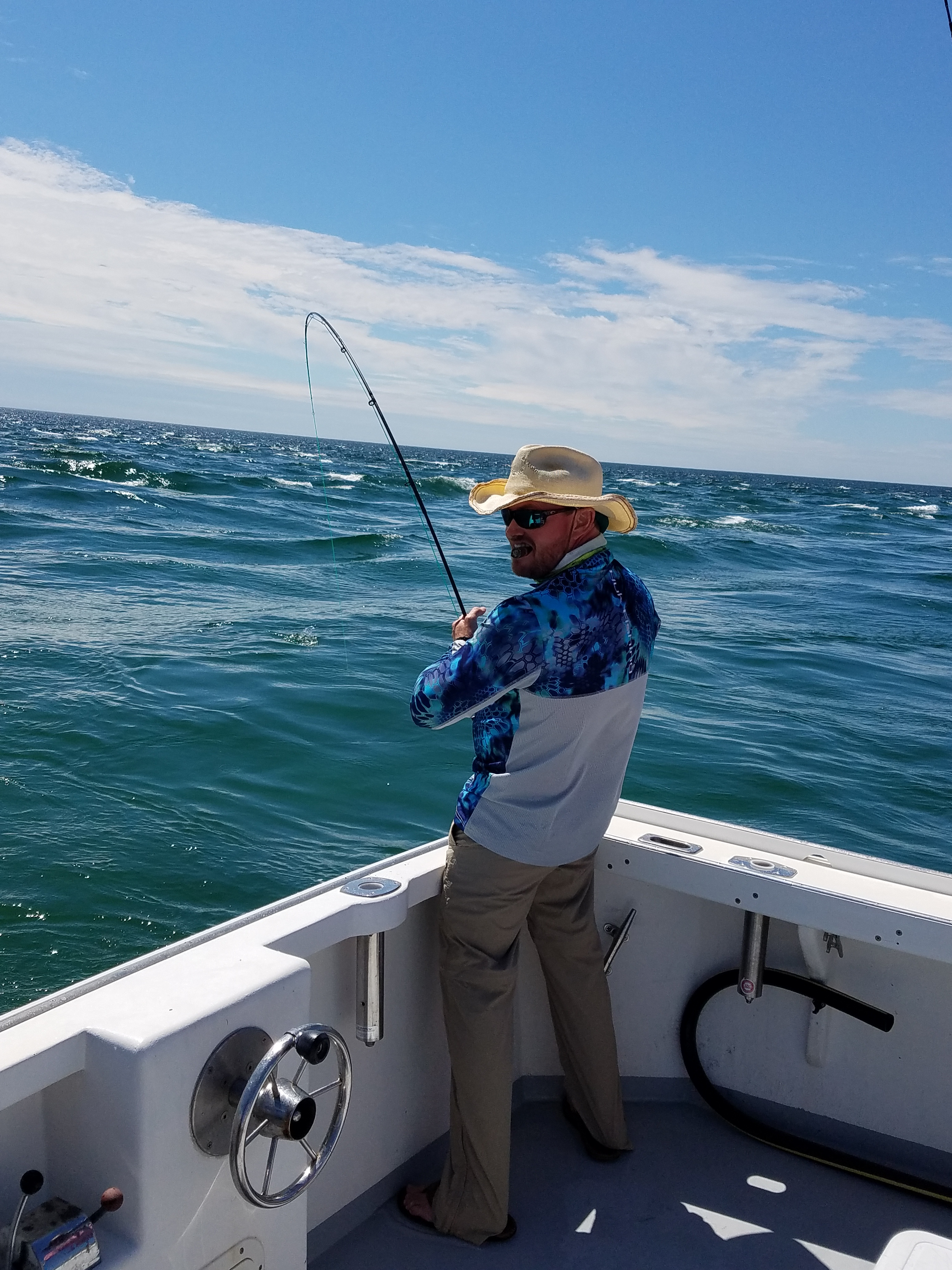 cape cod fishing charter